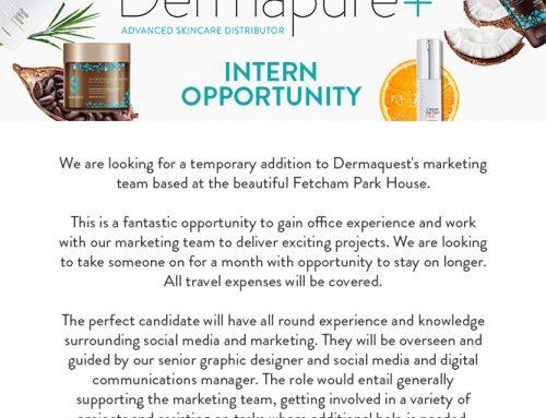 Intern Opportunity
