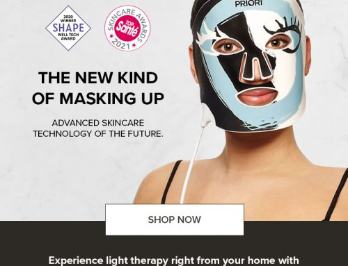 The new kind of masking up