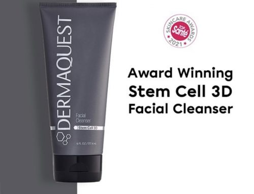 DermaQuest's award winning Stem Cell Cleanser